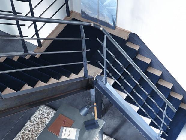 Escalier métallique extérieur: les secrets pour éviter la rouille
