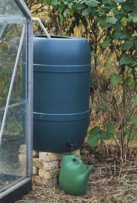 Qu'est-ce que la récupération de l'eau de pluie?