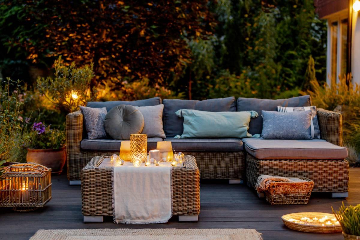Comment aménager sa terrasse en vue des beaux jours ?