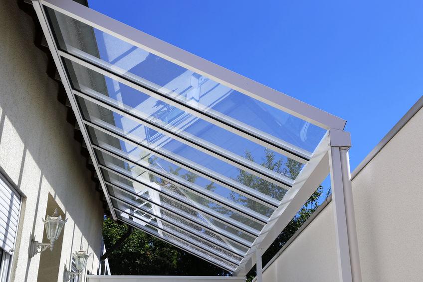 La toiture en verre: nous vous disons tout à propos!