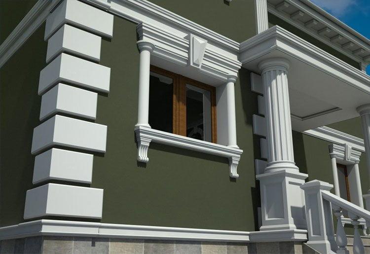 Rénovation de façade : qu'en est-il de l'enduit ?