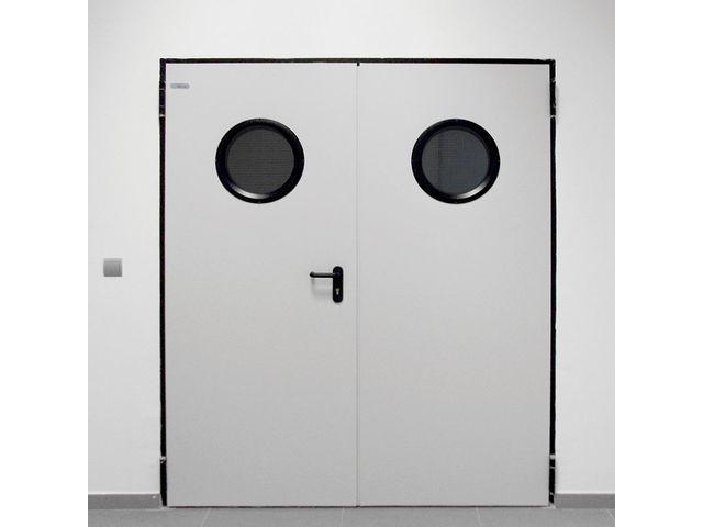 Comment installer des portes coupe-feu