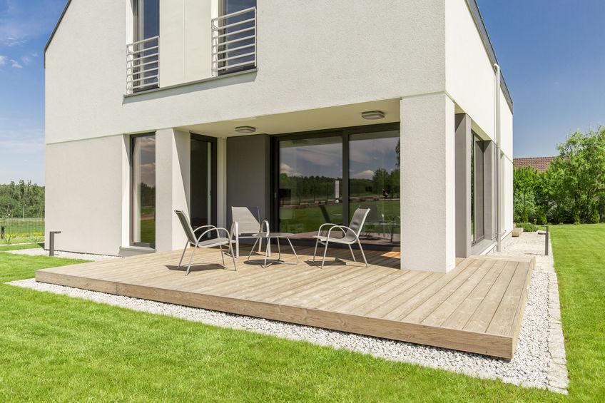 Comment construire soi-même une terrasse en bois?