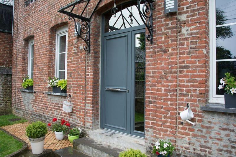 Le changement d'une porte d'entrée peut être un réel avantage !