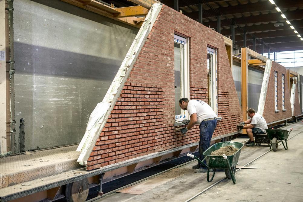 Maisons préfabriquées en béton : caractéristiques, avantages et inconvénients