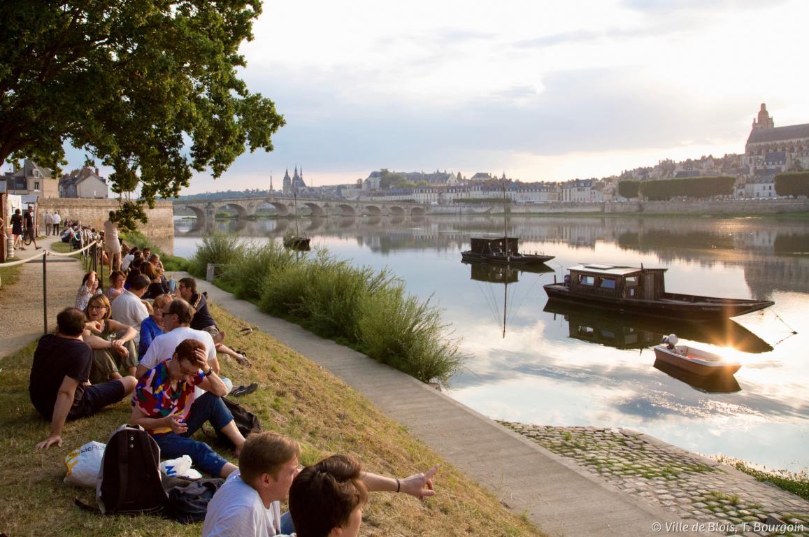 Comment bien s'installer à Blois