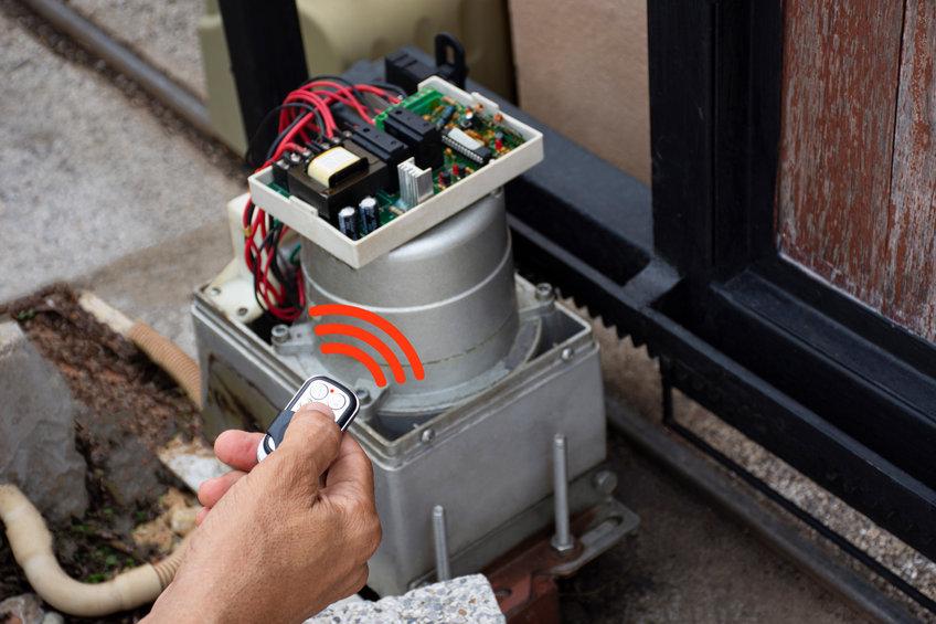 Comment réparer une télécommande de portail Hormann?